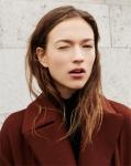 アウターの季節!ザラ(Zara)のThe Coat Edit Lookbook!