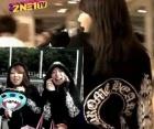 ★Chrome hearts 2NE1 CL Style フードジップアップ(待望の再入荷!)