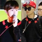BIGBANGのテヤン,東方神起のユンホ,B.A.Pのバン・ヨングク着用ジバンシィスタイル★トレーナー