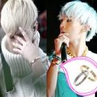 BIGBANG G-DRAGON・TOP・EXO愛用ラブシンボルブレスレット(2color)