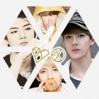 韓国人気アイドルEXOのユニークラインネックレス(2TYPE)