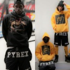【EMS送料無料=3営業日到着】人気ストリートファッション pyrexスタイルメッシュハーフパンツ・ショートパンツ