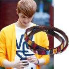 VIXX Style★VIXXが着用したカジュアルマルチレザーBracelet