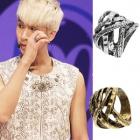 VIXX Style★Vintage Chain Ring★韓国ファッション通販★アイドル私服通販★