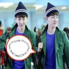 EXO私服通販★ビョン・ベッキョンの私服アクセサリ Multi chain Bracelet