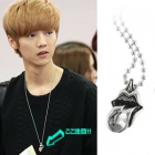 K-POP IDOL私服通販★韓国人気アイドルEXOルハン着用スタイルRolling Stone Unique Necklace