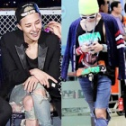 *BIGBANG G-DRAGON愛用SLP風ヒザダメージポイントジーパン(男女兼用)★海外セレブ私服通販KIRANG★