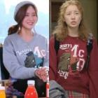 韓国人気 俳優ソン・ユリ、ユン・ウネが着用したMcQ.st Team Sweatshirt