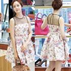 少女時代スヨンと韓国人気俳優ソン・ユリが着用したDress l Red Valentin*風 Dress