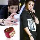 BTS舞台衣装通販韓国人気アイドルBTS着用スタイルGolden Stud Bracelet(4color)