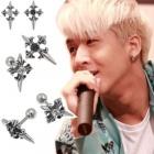 VIXXアクセサリ通販韓国人気アイドルVIXX着用スタイルAdios Piercing(2color・片耳販売)