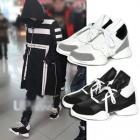 ★超特価20%激安セール★G-DRAGON愛用私服ファッション@Ric*k owens st.Black&White Runner (2colors)