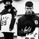 ストリートファッション通販|Dope Ch@f st. DXPE 99 ベースボールウインドブレーカージャケット
