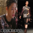 韓国の人気ドラマ「星から来たあなた」でチョンジヒョンが着用した★Givench*st.Shark Spangle Pullover