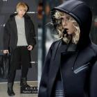 Block B Zico(ジコ)BIGBANG SOLも愛用中のアイテム!★女性用少量入荷★最新人気ストリートファッション|ネオフランBACK POINT 3D タイポ ジップアップフーディー