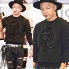 BIGBANGテヤン(SOL)ファッションアイテム!ゴリラスパンコールトレーナー