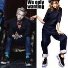 G-DRAGONとBIGBANGメンバー、キム・ミニなど韓国スターと海外スターに大ブレイク中!プ@ダst。エスパドリューウィンチプクリッパー