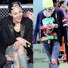 《EMS送料無料=3営業日到着》BIGBANG G-DRAGON愛用SLP風ヒザダメージポイントジーパン(男女兼用)★海外セレブ私服通販KIRANG★-copy