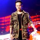 BIGBANGのG-DRAGONとJustin Biebe着用!ゴールド刺繍ラインカモフラージュジャケット
