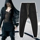 *アバンギャルドストリートファッションのリーダーRick st.ポケットバギーパンツ/Pocket Baggy Pants
