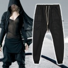 《EMS送料無料=3営業日到着》アバンギャルドストリートファッションのリーダーRick st.ポケットバギーパンツ/Pocket Baggy Pants