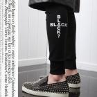 《EMS送料無料=3営業日到着》ストリートファッションのオシャレポイントはこれ!ショーツパンツとの相性パッチリのCOROSS LETTERING LOGO LEGGINGS