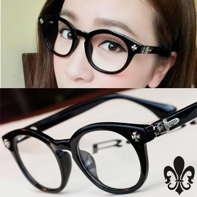 海外セレブに大人気のファッションブランドスタイルアイテム☆Chrome h st. silver sword mark glasses(5type)