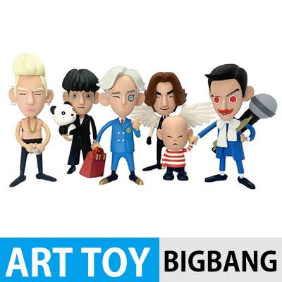 BIGBANG 公式グッズ[BIGBANG ART TOY] BIGBANG X ERIC SO/アートトイ/BIGBANGフィギュア [正規品]