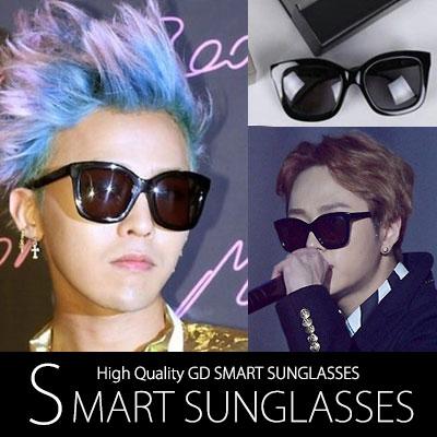 G-DRAGON、ヒョンビン、INFINITEなど韓国スターたちの必須ファッションアイテム!スマートサングラス