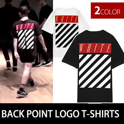 BIGBANG [MADE]BANG BANG BANG DANCE VER.でG-DRAGON着用!!オシャレなOFFロゴ半袖Tシャツ!