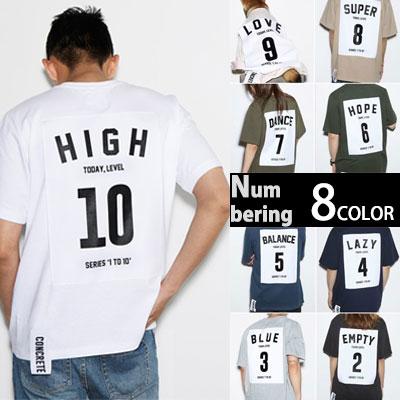 ユ·アイン、ソン·ヘギョなど韓国人気俳優たちに大ブレイク!ナンバリングフラグ半袖Tシャツ/Numbering Flag T-shirt