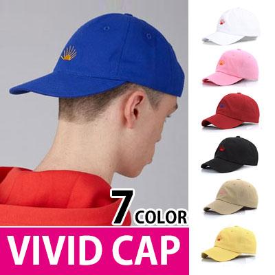Block B Zico、ビンジノ、キソムなどK-POPヒップホップミュージシャンに大人気!VIVID COLOR SUN MARK SNAPBACK(7COLOR)