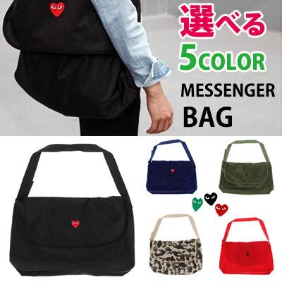 選べる5COLOR!メッセンジャーバッグ/MESSENGER BAG