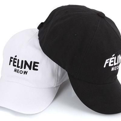 [デイリー&ストリートアイテム]軽い綿素材のスタイリッシュな帽/BASEBALL CAP(4COLOR)