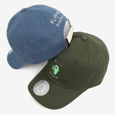 ディックブーガーズボールキャップ(2COLOR)/DICK BOOGERS BALL CAP