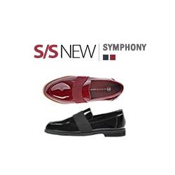 キッズシューズ/子供靴 BUDDY KIDS/エナメルシンフォニーローファー/S/S SYMPHONY LOAFER(16cm~24cm)/2COLORS(WINE,BLACK)