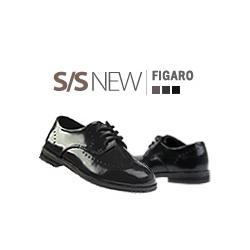 キッズシューズ/子供靴 BUDDY KIDS/フィガロローファー/S/S FIGARO LOAFER(16cm~24cm)/3COLORS(BLACK,BROWN,PATENT BLACK)