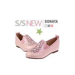 キッズシューズ/子供靴 BUDDY KIDS/ソナタローファー/S/S SONATA LOAFER(14cm~23cm)/3COLORS(WHITE,SILVER,PINK)