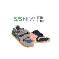 キッズシューズ/子供靴 BUDDY KIDS/ニューアイテムスニーカー/S/S NEW ITEM SNEAKERS(14cm~23cm)/3COLORS(WHITE,NAVY,PINK)