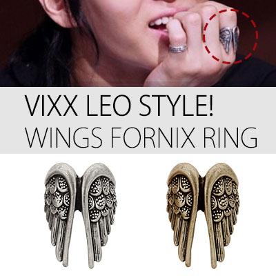 VIXX LEO STYLE! ウィングスフォニックスリング/ツバさリング