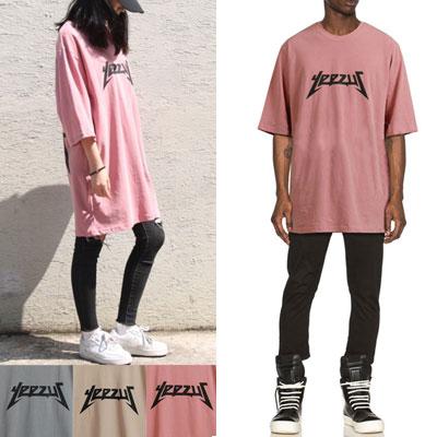 ピグメントカラーオーバーフィットロングTシャツPIGMENT COLOR OVER FIT SIZE LONG T-SHIRTS/Tシャツ