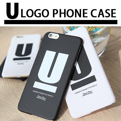 iPhoneだけ!Uロゴデザインのフォンケース