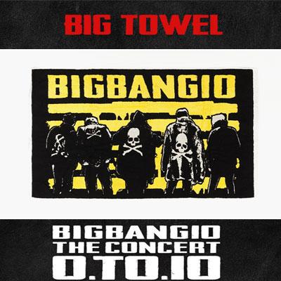 【公式グッズ】[BIGBANG MADE][10th]BIGBANG BIG TOWEL/応援グッズ/コンサートグッズ