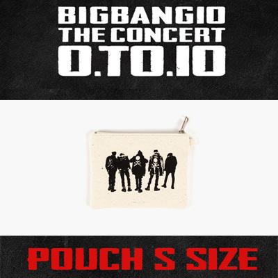 【公式グッズ】[BIGBANG MADE][10th]BIGBANG POUCH SMALL/S size