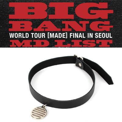 【公式グッズ】BIGBANG MADE/ビッグバンチョーカー/BIGBANG CHOCKER