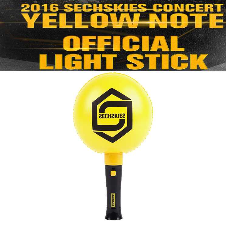 【公式グッズ】BIGBANG MADE/SECHSKIES OFFICIAL LIGHT STICK /ビックバン夜光棒