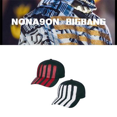 【公式グッズ】BIGBANG MADE/NONAGON x BIGBANG COLLABORATION BALLCAPコラボレーションボールキャップ