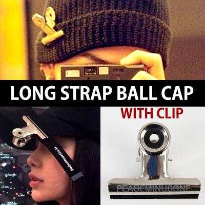 ONLY CLIP スペシャルロゴプリントクリップ/G-DRAGON/G-DRAGONスタイル