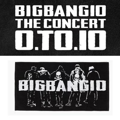 【公式グッズ】BIGBANG MADE/BIGBANG CHEERING TOWEL/ビックバンチーリングタオル SMALL
