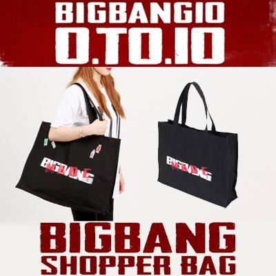 【公式グッズ】(正規品)BIGBANGショッパーバッグ